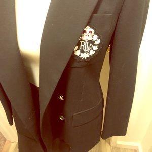 100% Authentic VINTAGE Ralph Lauren Crest Blazer